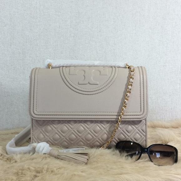 ea12a913fd3d Tory Burch Bedrock Fleming Convertible Bag